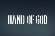 Hand of God on Amazon