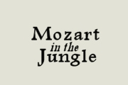 Mozart in the Jungle on Amazon