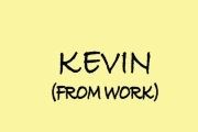 Kevin from Work on Freeform