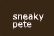 Sneaky Pete on Amazon