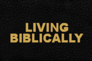 Living Biblically on CBS