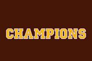 Champions on NBC