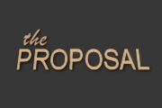 'The Proposal' Cancelled By ABC