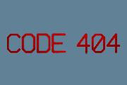 Code 404 on Peacock