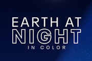 Earth At Night In Color on Apple TV+