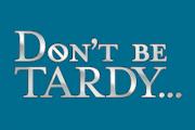 Don't Be Tardy on Bravo
