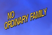 No Ordinary Family on ABC