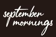 September Mornings on Amazon