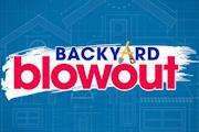 Backyard Blowout on Peacock
