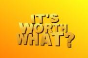 It's Worth What? on NBC