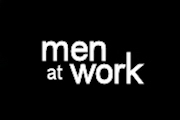 Men at Work on TBS