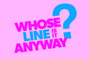 Whose Line Is It Anyway? on The CW