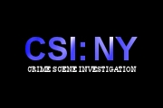 CSI: NY on CBS
